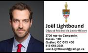 Joël Lightbound   Défi tête la première