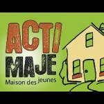 Maison des jeunes Acti Maje East Angus logo